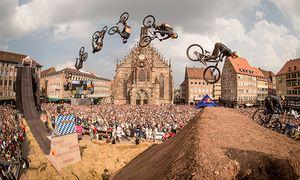 Brandon Semenuk - Action / Bild: (c) Christoph Laue / Red Bull Content Pool