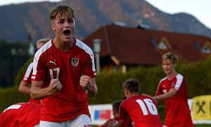 SOCCER - U17 Jugend TOTO Cup, AUT vs CRO / Bild: (c) GEPA pictures/ Florian Ertl
