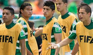 FUSSBALL - FIFA WM 2014, NED vs MEX / Bild: (c) GEPA pictures/ Fotoarena