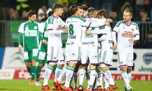SOCCER - BL, Mattersburg vs Rapid / Bild: (c) GEPA pictures/ Ch. Kelemen