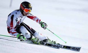 ALPINE SKIING - OESV, training, qualifying