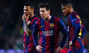 FC Barcelona v Manchester City - UEFA Champions League Round of 16 / Bild: (c) Getty Images (David Ramos)