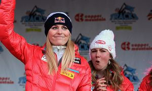 2013-14 U.S. Alpine Ski Team Announcement & Media Summit / Bild: (c) Getty Images (Doug Pensinger)