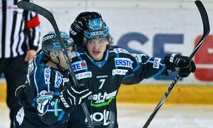 ICE HOCKEY - EBEL, Black Wings vs VSV / Bild: (c) GEPA pictures/ Josef Bollwein