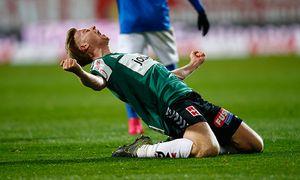 SOCCER - BL, Ried vs Groedig / Bild: (c) GEPA pictures/ Felix Roittner