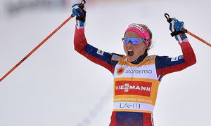 NORDIC SKIING, CROSS COUNTRY SKIING - FIS WC Lahti / Bild: (c) GEPA pictures/ Florian Ertl