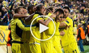 SOCCER - EL, Villarreal vs Liverpool / Bild: (c) GEPA pictures/ Cordon Press