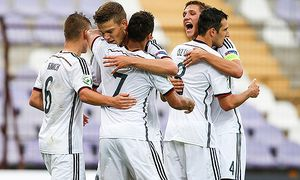 Germany v Austria - UEFA Under19 European Championship Semi Final / Bild: (c) Bongarts/Getty Images (Christian Hofer)