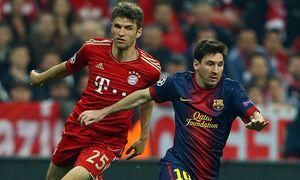 FC Bayern Muenchen v Barcelona - UEFA Champions League Semi Final: First Leg / Bild: (c) Bongarts/Getty Images (Christof Koepsel)