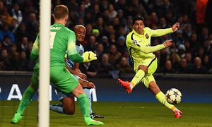 Manchester City v Barcelona - UEFA Champions League Round of 16 / Bild: (c) Getty Images (Laurence Griffiths)