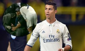 Championsleague Borussia Dortmund Real Madrid 27 09 2016 Cristiano Ronaldo Real HM / Bild: (c) imago/Horstmüller (imago sportfotodienst)