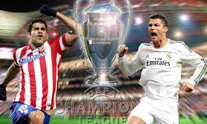 FUSSBALL - CL Finale, Madrid vs Atletico / Bild: (c) GEPA pictures