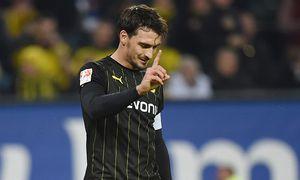 SOCCER - 1.DFL, HSV vs Dortmund / Bild: (c) GEPA pictures/ Witters