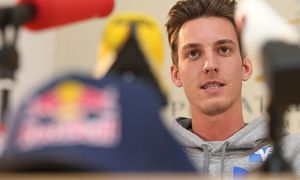 SKI JUMPING - Gregor Schlierenzauer, press conference / Bild: (c) GEPA pictures/ Andreas Pranter