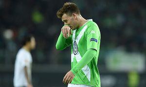 SOCCER - EL, Wolfsburg vs Everton / Bild: (c) GEPA pictures/ Witters