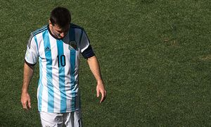FUSSBALL - FIFA WM 2014, ARG vs SUI / Bild: (c) GEPA pictures/ Fotoarena