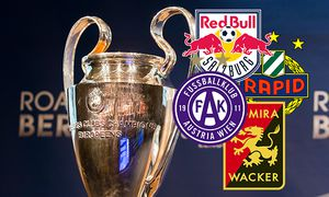 SOCCER - UEFA CL draw / Bild: (c) GEPA pictures/ EQ Images