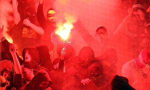 01 10 2015 Thessaloniki Greece FC Paok FC Borussia Dortmund Europa League men s football FC Boruss / Bild: (c) imago/Aleksandar Djorovic (imago sportfotodienst)