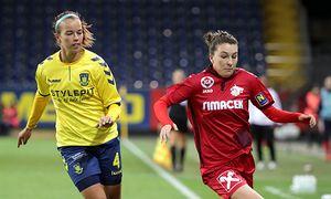 SOCCER - CL women, St.Poelten vs Broendby / Bild: (c) GEPA pictures/ Walter Luger