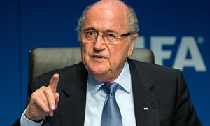 FIFA Executive Committee Meeting / Bild: (c) Getty Images (Philipp Schmidli)