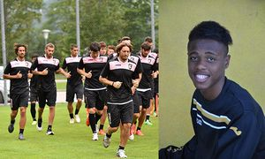 US Citta di Palermo Training Session / Bild: (c) Getty Images (Tullio M. Puglia)