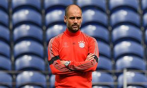 FC Bayern Muenchen - Training Session / Bild: (c) Getty Images (Mike Hewitt)