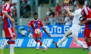 Red Baroons v FC Bayern Muenchen - Friendly Match / Bild: (c) Bongarts/Getty Images (Johannes Simon)