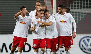 RB Leipzig v 1. FC Heidenheim - 2. Bundesliga / Bild: (c) Bongarts/Getty Images (Boris Streubel)