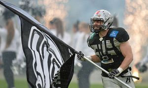 AMERICAN FOOTBALL - Eurobowl, Raiders vs Braunschweig / Bild: (c) GEPA pictures/ Amir Beganovic