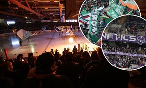 ICE HOCKEY - EBEL, play off, Black Wings vs Znojmo / Bild: (c) GEPA pictures/ Walter Luger