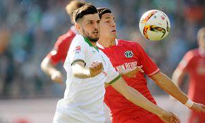 SOCCER - 1.DFL, Hannover vs Bremen / Bild: (c) GEPA pictures/ Witters