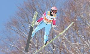 FIS Men´s Ski Jumping World Cup Sapporo - Day 2 / Bild: (c) Getty Images (Ken Ishii)