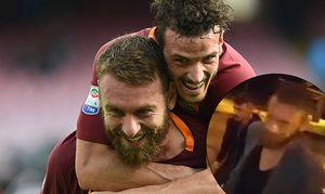 October 15 2016 Naples Italy Daniele De Rossi and Alessandro Florenzi of AS Roma during the it / Bild: (c) imago/ZUMA Press (imago sportfotodienst)