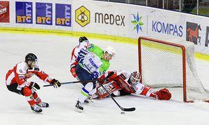 ICE HOCKEY - SLO vs AUT, test match / Bild: (c) GEPA pictures/ Matic Klansek