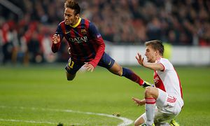 Ajax Amsterdam v FC Barcelona - UEFA Champions League / Bild: (c) Getty Images (Dean Mouhtaropoulos)