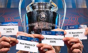 SOCCER - CL, draw / Bild: (c) GEPA pictures/ EQ Images