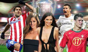 FUSSBALL - CL Finale, Madrid vs Atletico