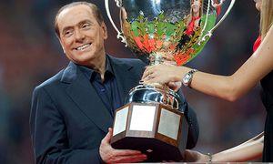 FUSSBALL - Berlusconi Cup, Milan vs Juventus / Bild: (c) GEPA pictures/ Richiardi