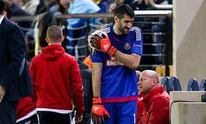 SOCCER - EL, Villarreal vs Rapid / Bild: (c) GEPA pictures/ Philipp Brem