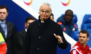 Leicester City manager Claudio Ranieri gestures on the touchline during the Barclays Premier League / Bild: (c) imago/BPI (imago sportfotodienst)