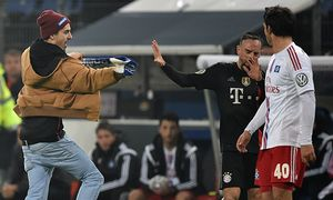 Hamburger SV v FC Bayern Muenchen - DFB Cup / Bild: (c) Bongarts/Getty Images (Stuart Franklin)