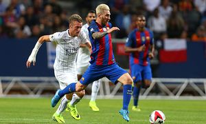 SOCCER - Int. Cup, Barcelona vs Leicester / Bild: (c) GEPA pictures/ AMA sports