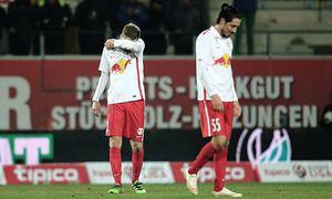 SOCCER - BL, Ried vs RBS / Bild: (c) GEPA pictures/ Felix Roittner
