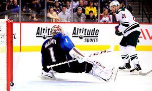 ICE HOCKEY - NHL, Avalanche vs Wild / Bild: (c) GEPA pictures/ USA Today