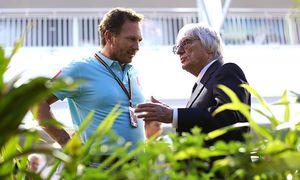 F1 Grand Prix of Singapore - Previews / Bild: (c) Getty Images (Clive Mason)