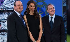 Rafael Benitez Unveiled as the New Manager of Real Madrid / Bild: (c) Getty Images (Gonzalo Arroyo Moreno)