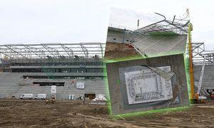 SOCCER - BL, Rapid, Allianz stadium / Bild: (c) GEPA pictures/ Philipp Brem
