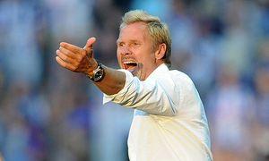 FUSSBALL - DFL, Hertha vs HSV / Bild: (c) GEPA pictures/ Witters