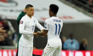 Raheem Sterling of England is replaced by Alex Oxlade Chamberlain BPI_MW_England_Slovenia_46 jpg PUB / Bild: (c) imago/BPI (imago sportfotodienst)