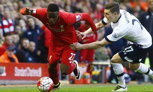 02 04 2016 Anfield Liverpool England Barclays Premier League Liverpool versus Tottenham Hotspur / Bild: (c) imago/Action Plus (imago sportfotodienst)